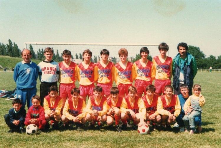 Cadets EV 1990 Champions du Cher Tournoi St georges.jpg
