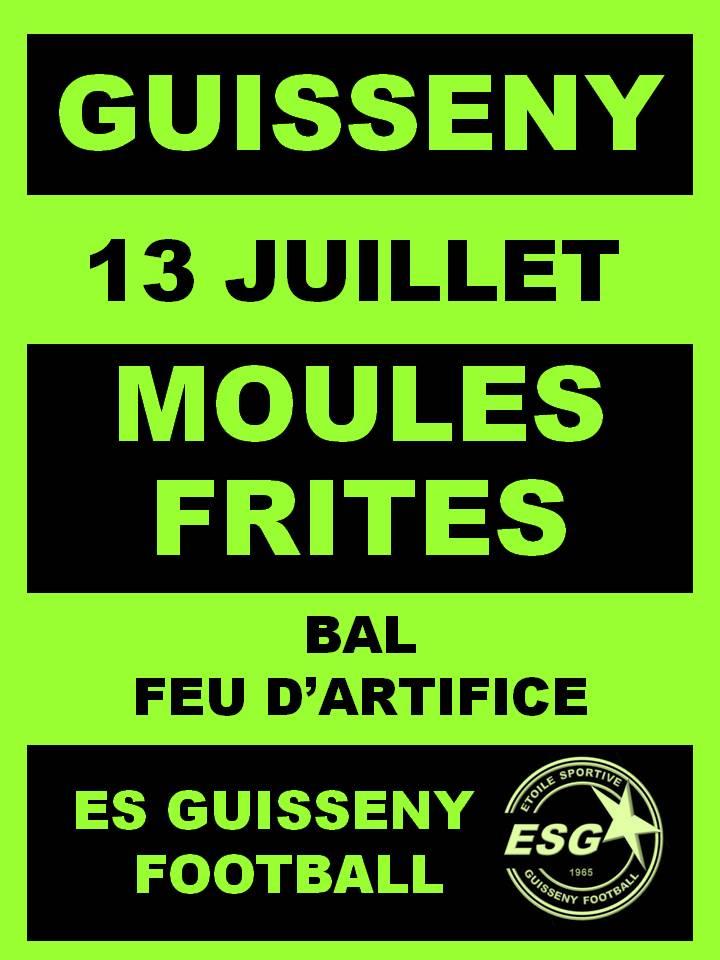 Calendrier Saison Des Moules.Actualite Moules Frites 2019 Club Football Es Guisseny