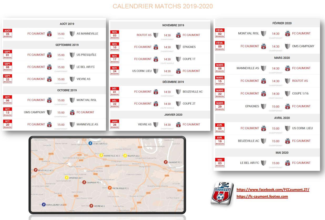Calendrier De Poche 2019.Actualite Agenda De Poche 2019 2020 Club Football Fc